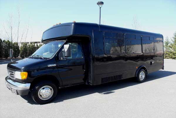 18 passenger Winston Salem party buses