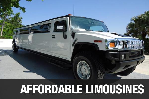 affordable limo service Winston Salem