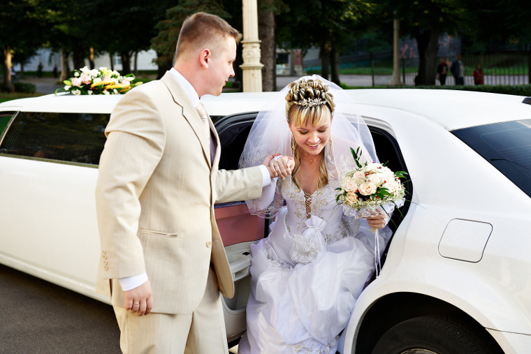 wedding transportation limo service winston salem